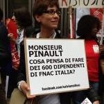 fnac sciopero