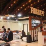 Lo stand della Turchia, ospite d'onore 2013