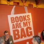 La campagna pubblicitaria Books are my bag