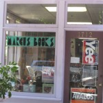 L'ingresso di Marcus Books