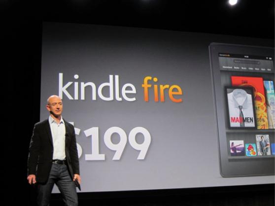 Bezos Kindle